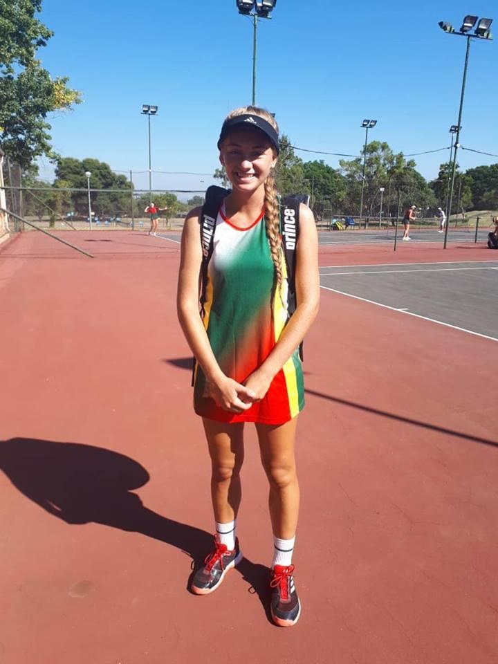 Inge Fouche nw tennis