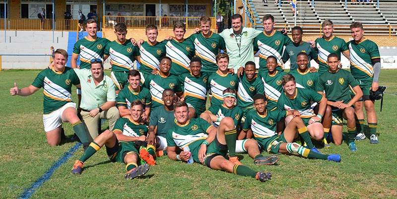 VHS RUGBY